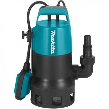 Pompe vide-cave à eau chargée filaire 400 W MAKITA