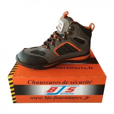 Chaussures de sécurité montantes BJS