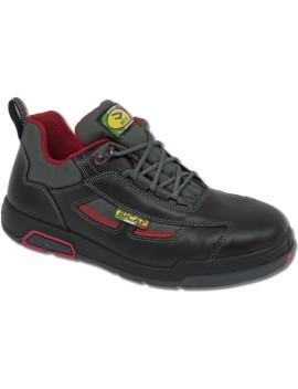 Chaussures de sécurité en cuir hydrofuge BICAP