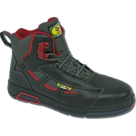 Chaussures montantes de sécurité en cuir hydrofuge BICAP