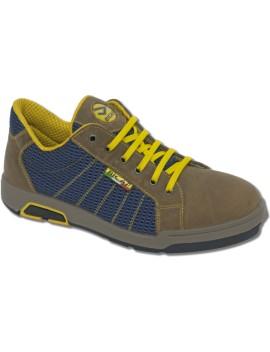 Chaussures basses de sécurité en nubuck BICAP