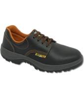 Chaussures basses de sécurité en cuir imprimé BICAP