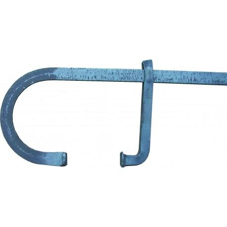 Serre-joint plat ouverture 135 mm Magne