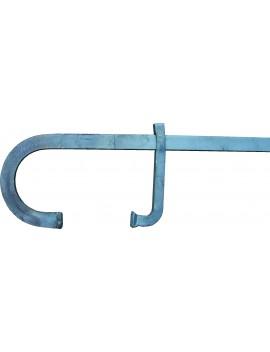 Serre-joint plat ouverture 175 mm