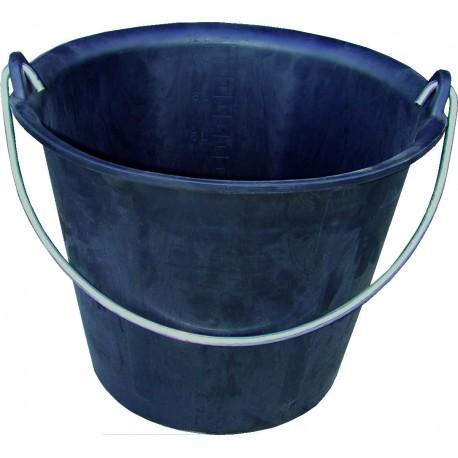 """Seau 12 litres """"Plastogom"""""""