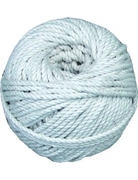 Cordeau Ø 2,0 mm coton en pelote câblé Magne