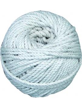 Cordeau Ø 3,0 mm coton en pelote câblé Magne