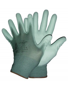 Gants à enduction polyamide gris Magne