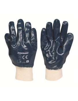 Gants jersey à enduction nitrile