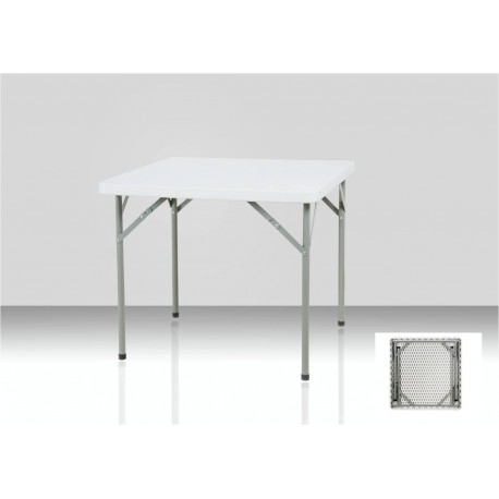 Table carrée de 87 cm x 87 cm BJS