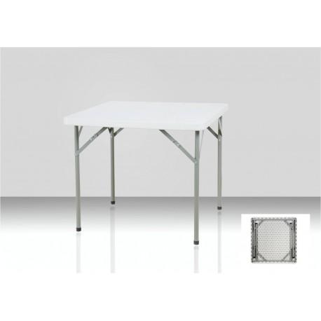Table carrée de 87 cm x 87 cm BJS
