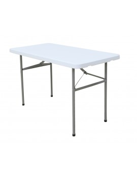 Table rectangulaire 122 x 61 cm BJS
