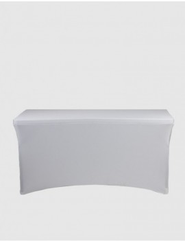 Housse Spandex pour table pliante rectangle 152 x 76 cm
