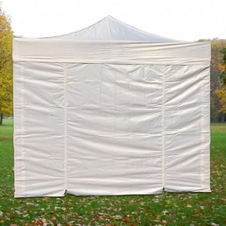 Mur plein pour tente pliante de longueur 3 m