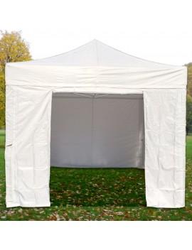 Mur porte pour tente pliante de longueur 3 m