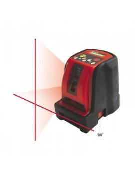 Niveau auto. laser de poche intérieur / extérieur