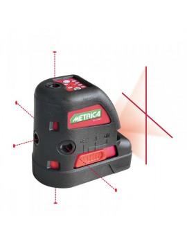 Niveau auto. de poche laser intérieur / extérieur