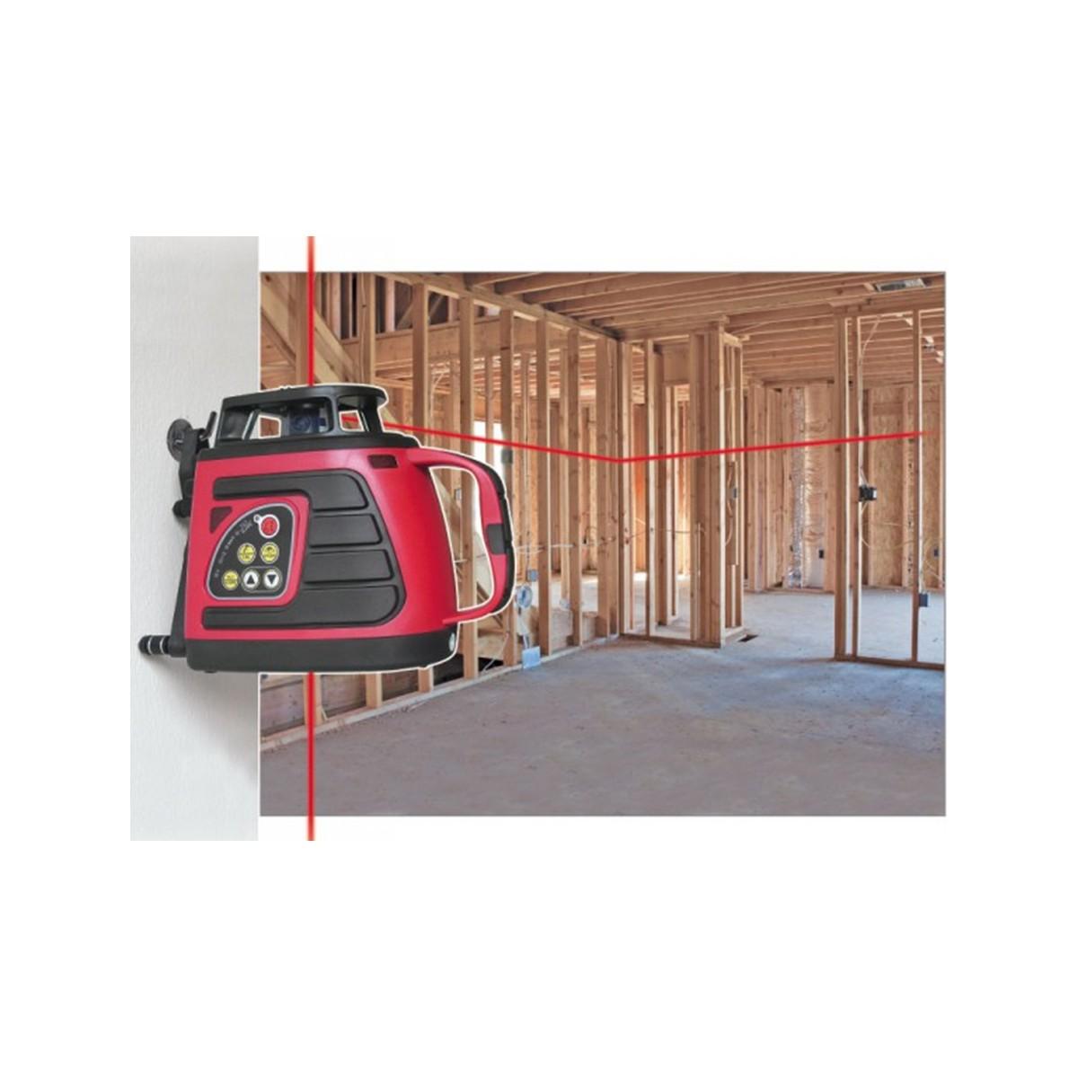 niveau auto laser rotatif int rieur ext rieur bjs. Black Bedroom Furniture Sets. Home Design Ideas