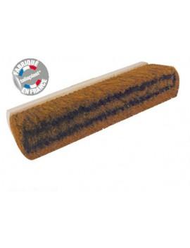 Balai coco renforcé Ø 24 mm - longueur 29 cm