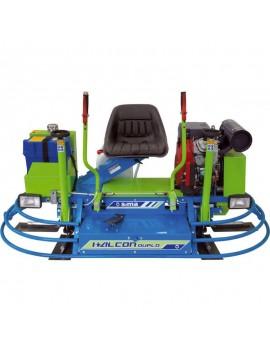 Talocheuse mécanique essence 4 T - HALCON DUPLO