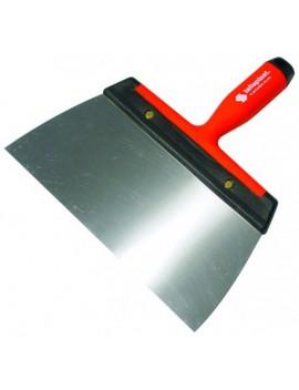 Couteau à enduire inox