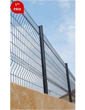Clôture industrielle 2 m x 1,23 m