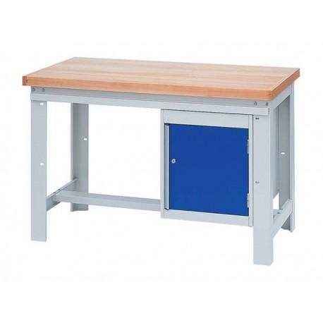 tabli de travail avec armoire bjs mat riel tp. Black Bedroom Furniture Sets. Home Design Ideas