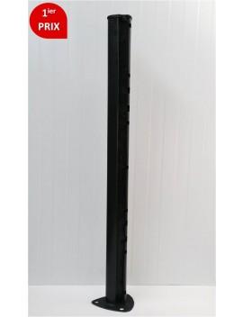 Poteau pour clôture hauteur 1,43 m