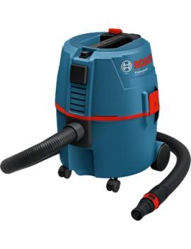 Aspirateur BOSCH pour solides et liquides GAS 20 L SFC Professional