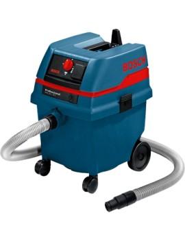 Aspirateur BOSCH pour solides et liquides GAS 25 L SFC Professional