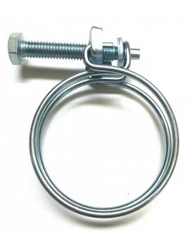 Collier pour tuyau Diamètre 35 mm
