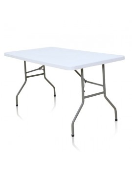 Table rectangulaire largeur 76 cm BJS