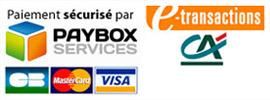 Paiement sécurisé avec Paybox